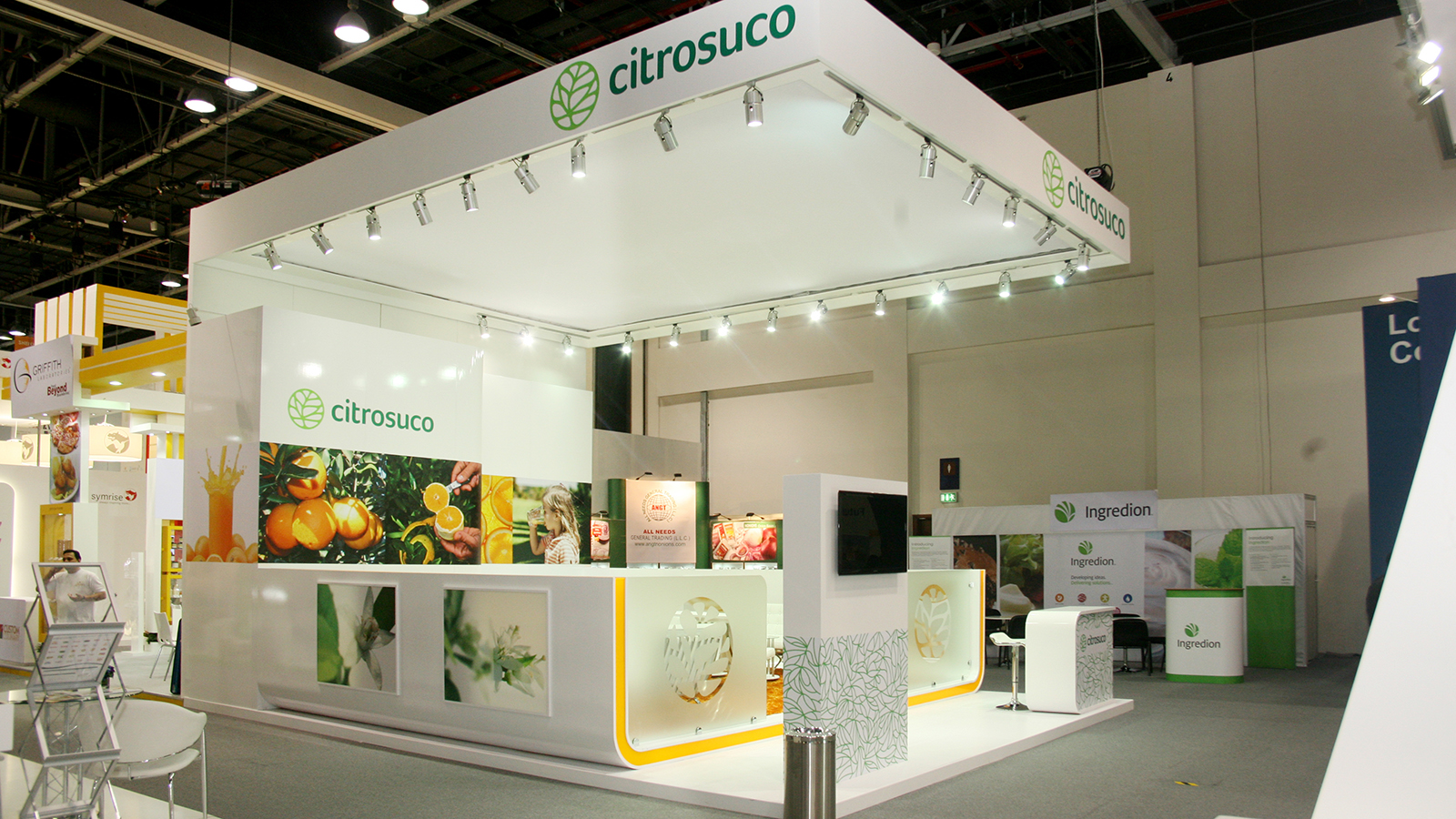 Citrosuco<br>48 m²<br>Gulfood in Dubai