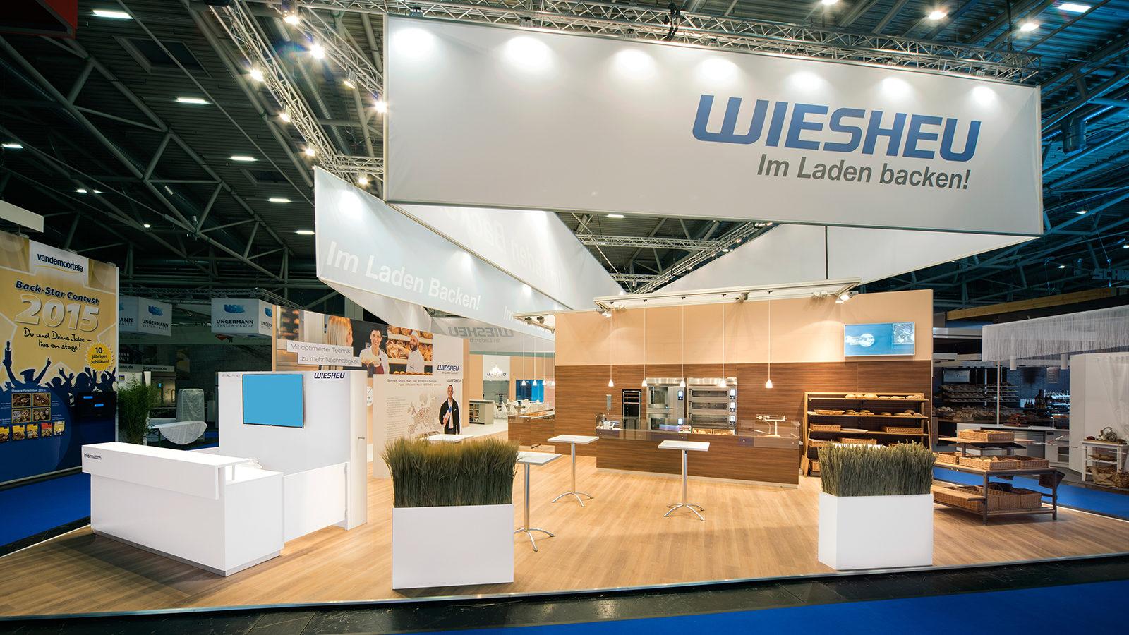WIESHEU<br>450 m², iba in Stuttgart