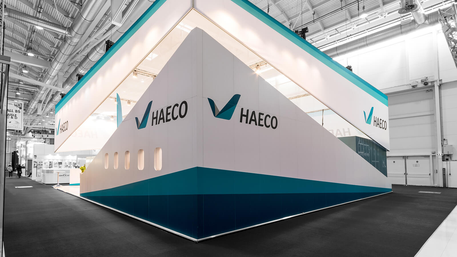 Preuss Messe For Haeco The Perfect Performance