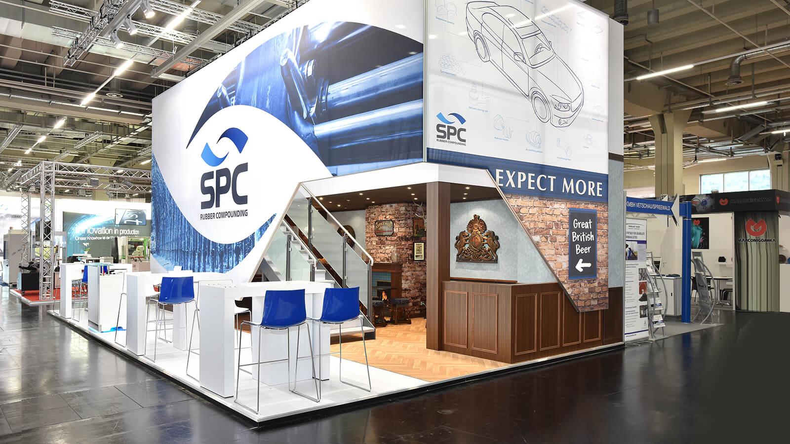 SPC UK<br>84 m²<br>DKT