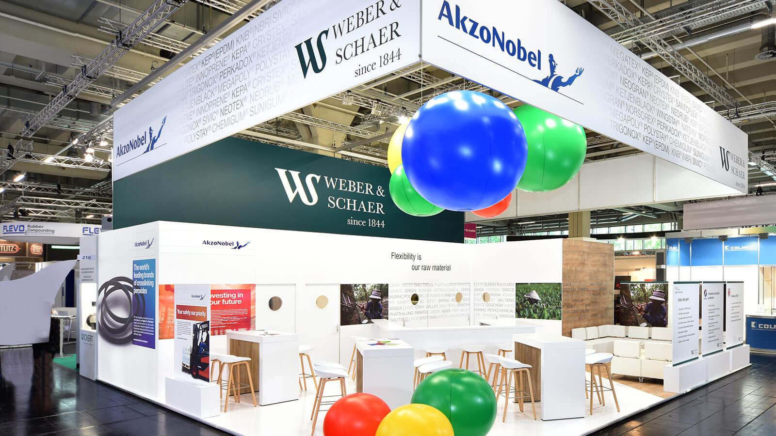 Weber & Schaer<br>90 m²<br>DKT
