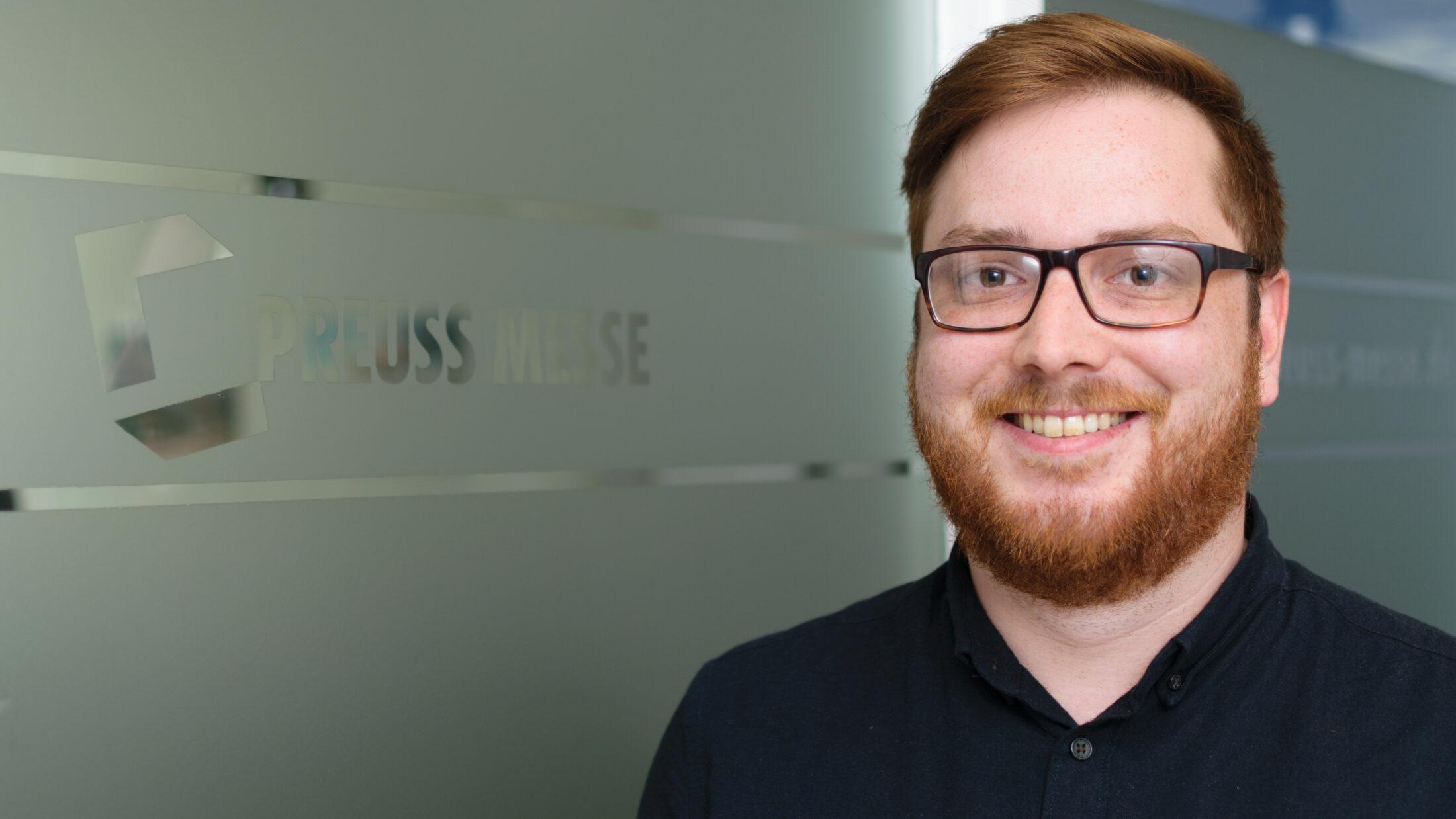 Daniel Meyer, Projektleiter