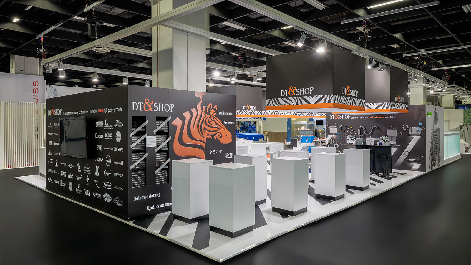 DT & Shop<br>180 m²<br>IDS