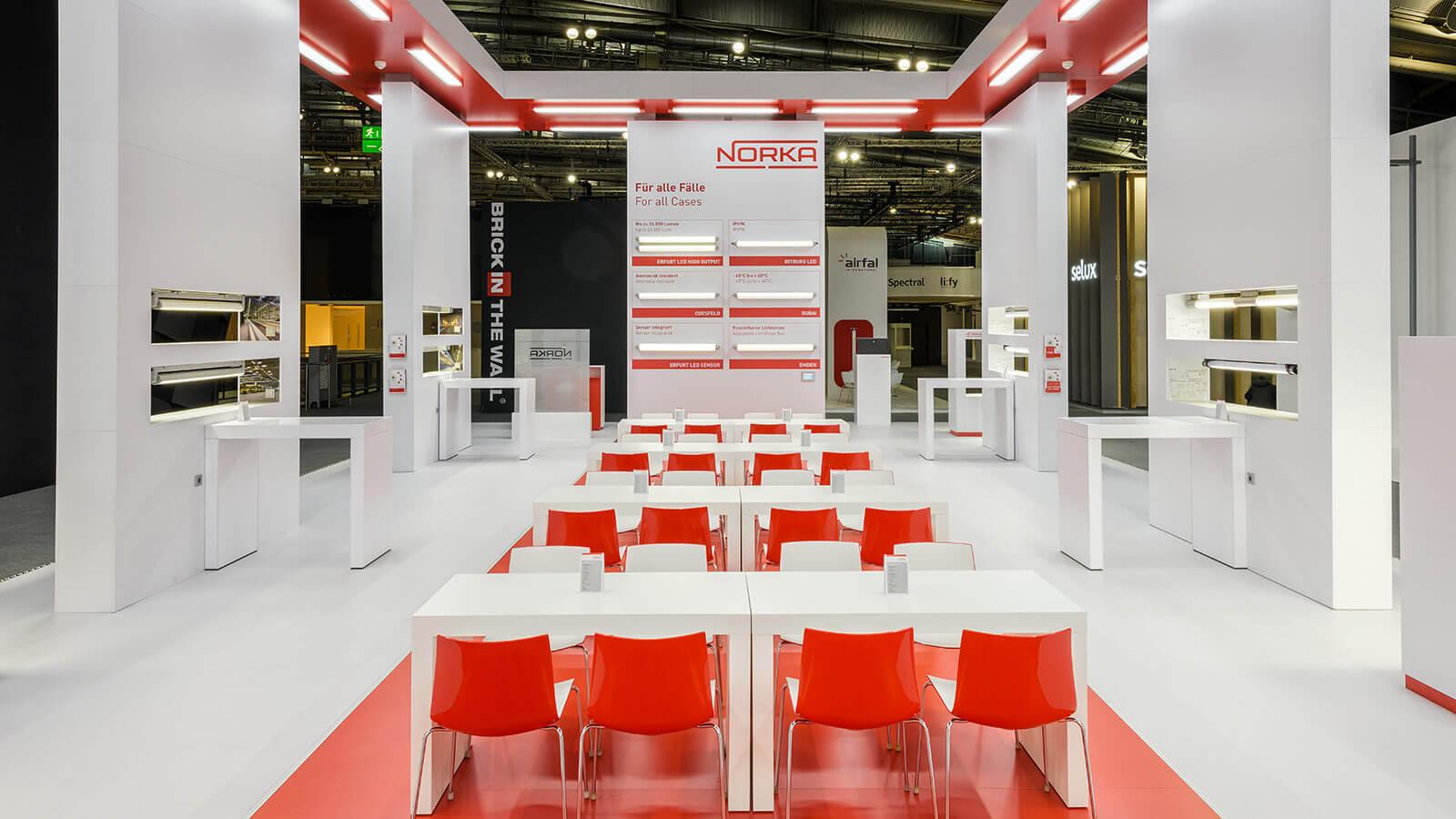 NORKA<br>253 m²<br>light+building