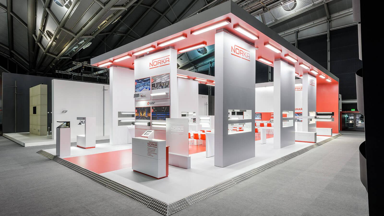 Messestand-NORKA-Light+Building