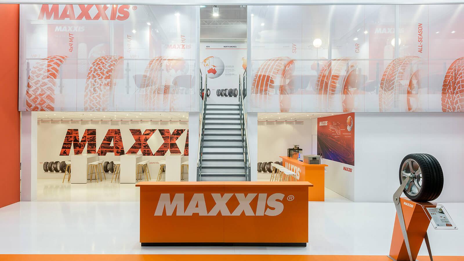 MAXXIS<br> 270 m², REIFEN in Essen