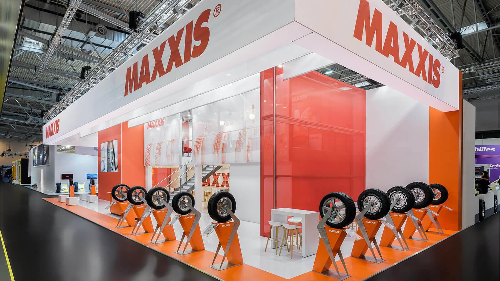 MAXXIS_Reifen_Messe