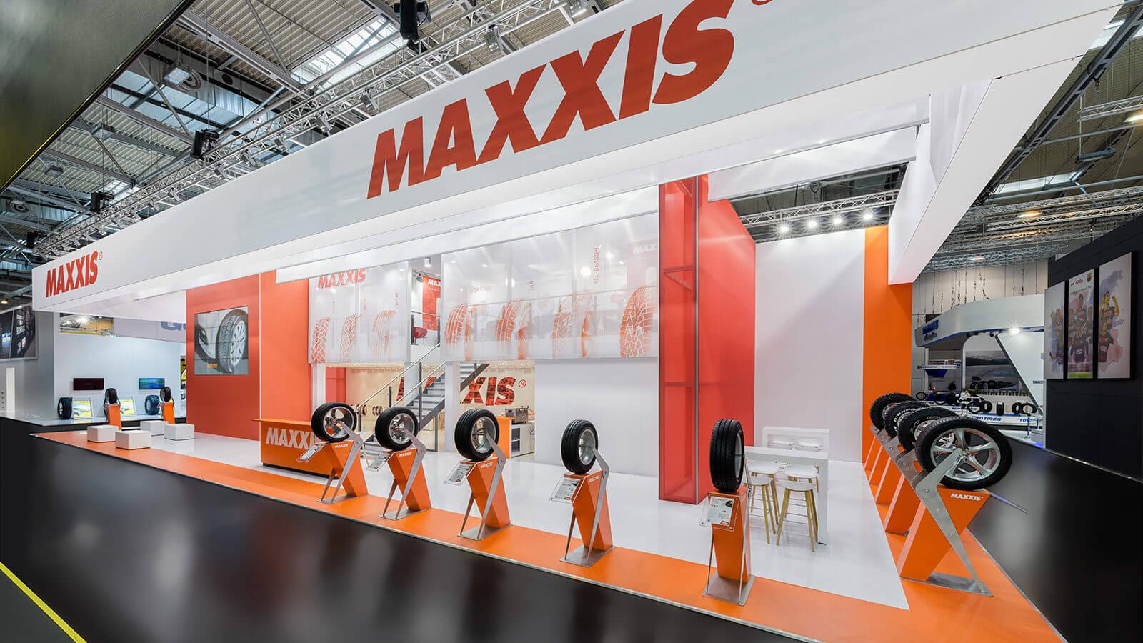MAXXIS<br>270 m²<br>REIFEN