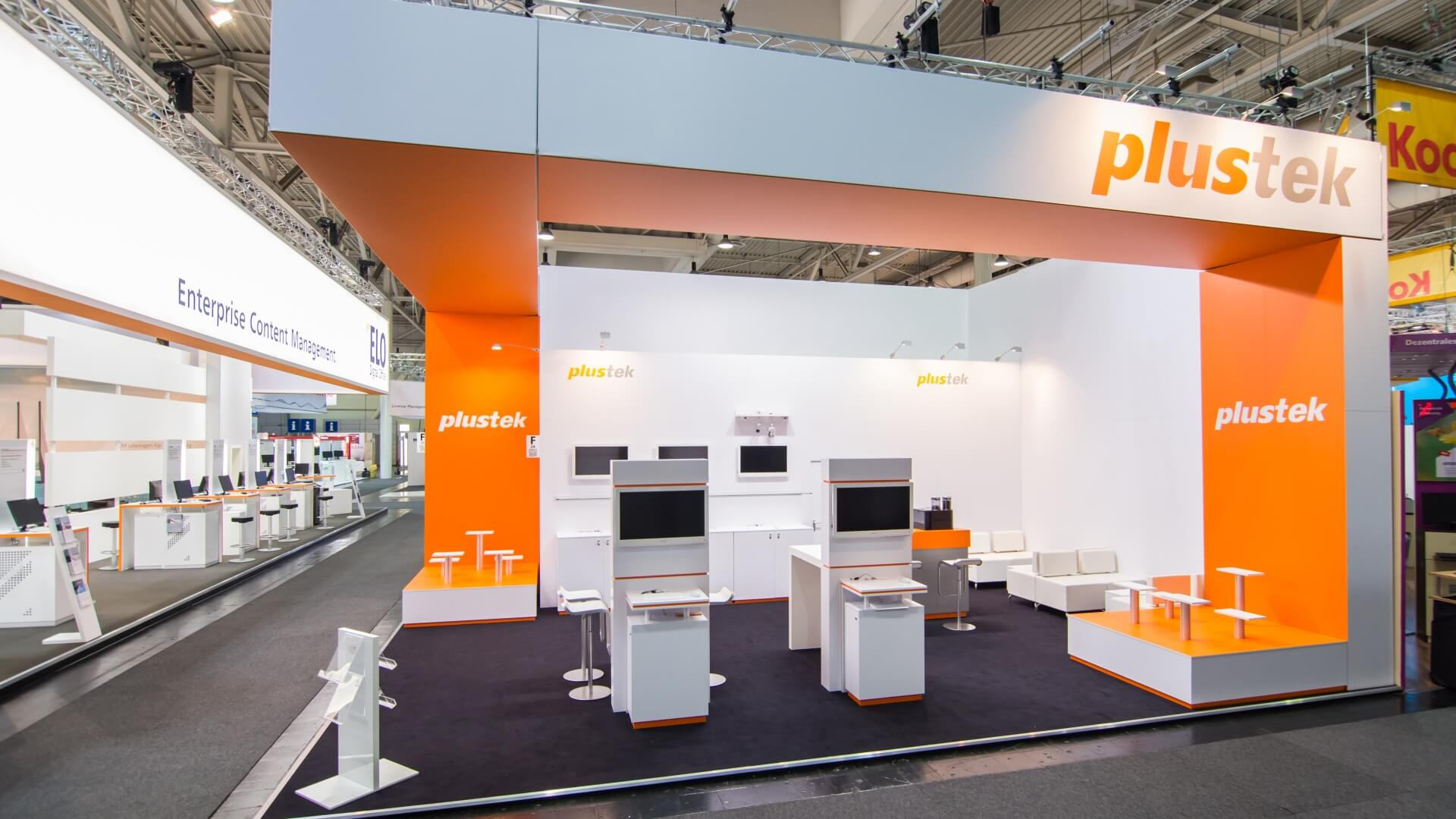 Messestand_Plustek_CeBIT
