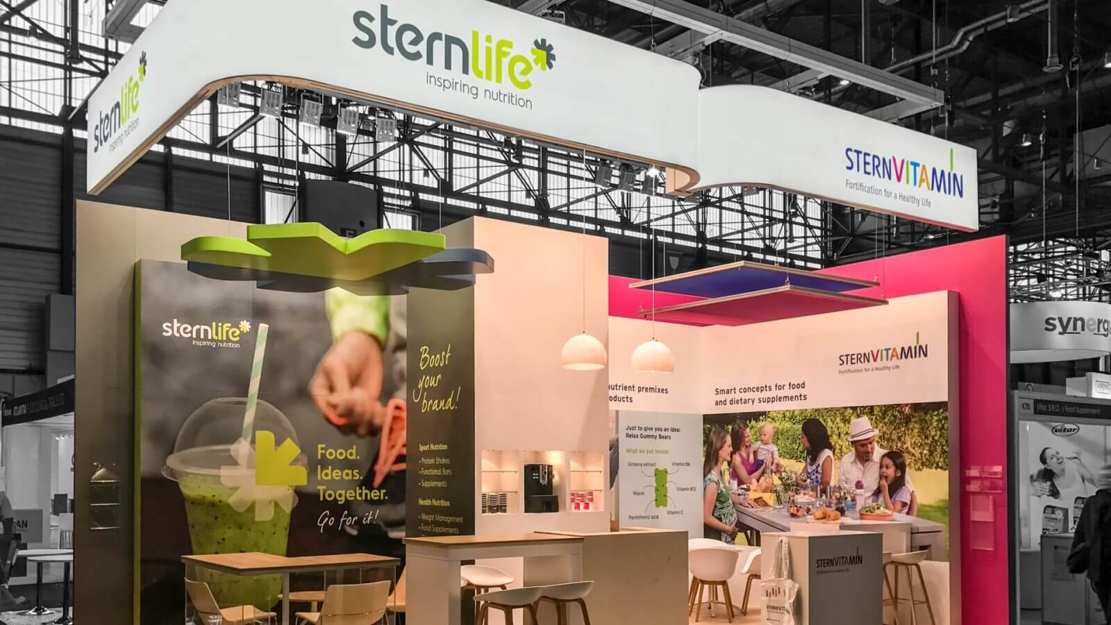 Sternlife Vitafoods 2017