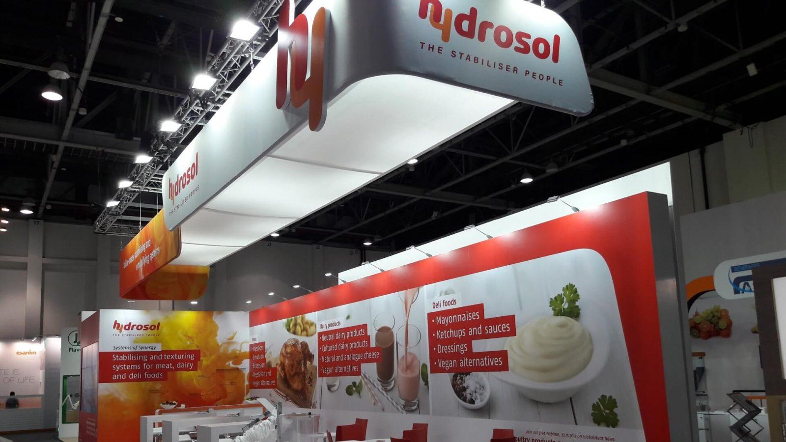 Hydrosol Gulfood Dubai 2017