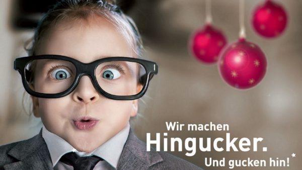 PREUSS MESSE Hingucker Weihnachten