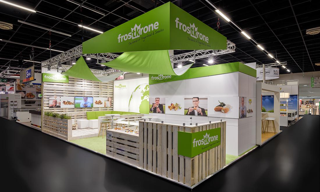 Frostkrone<br>50 m²<br>ANUGA