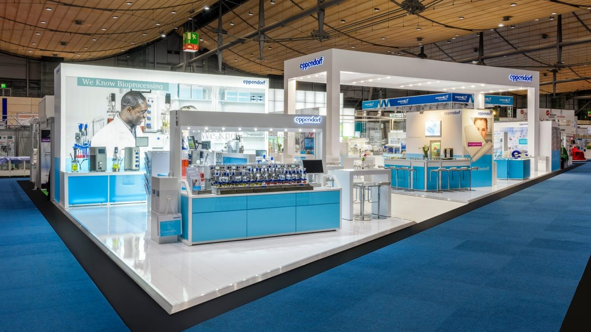 Eppendorf-messe-biotechnica-labvolution-hannover
