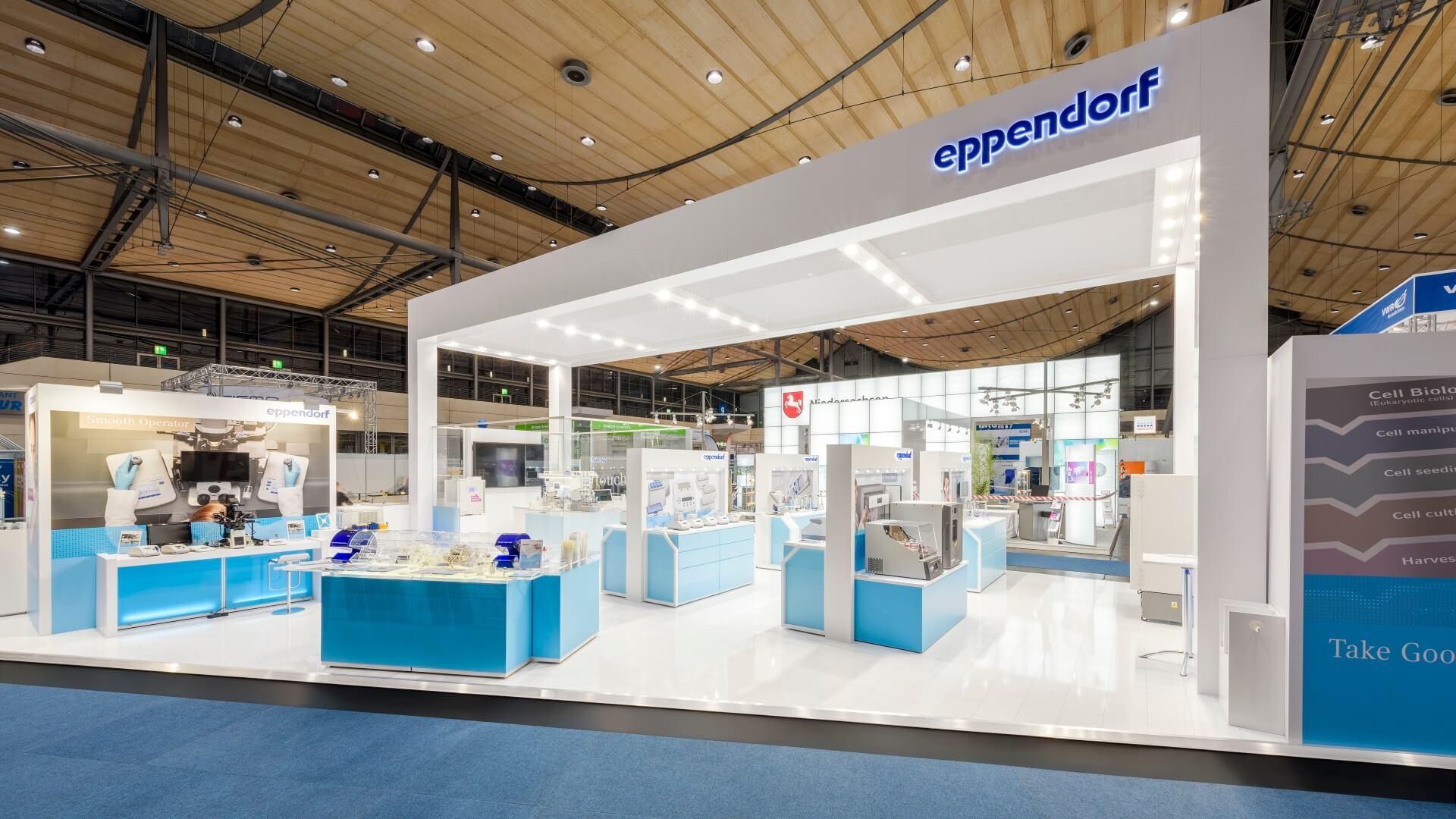 Eppendorf-biotechnica-messe