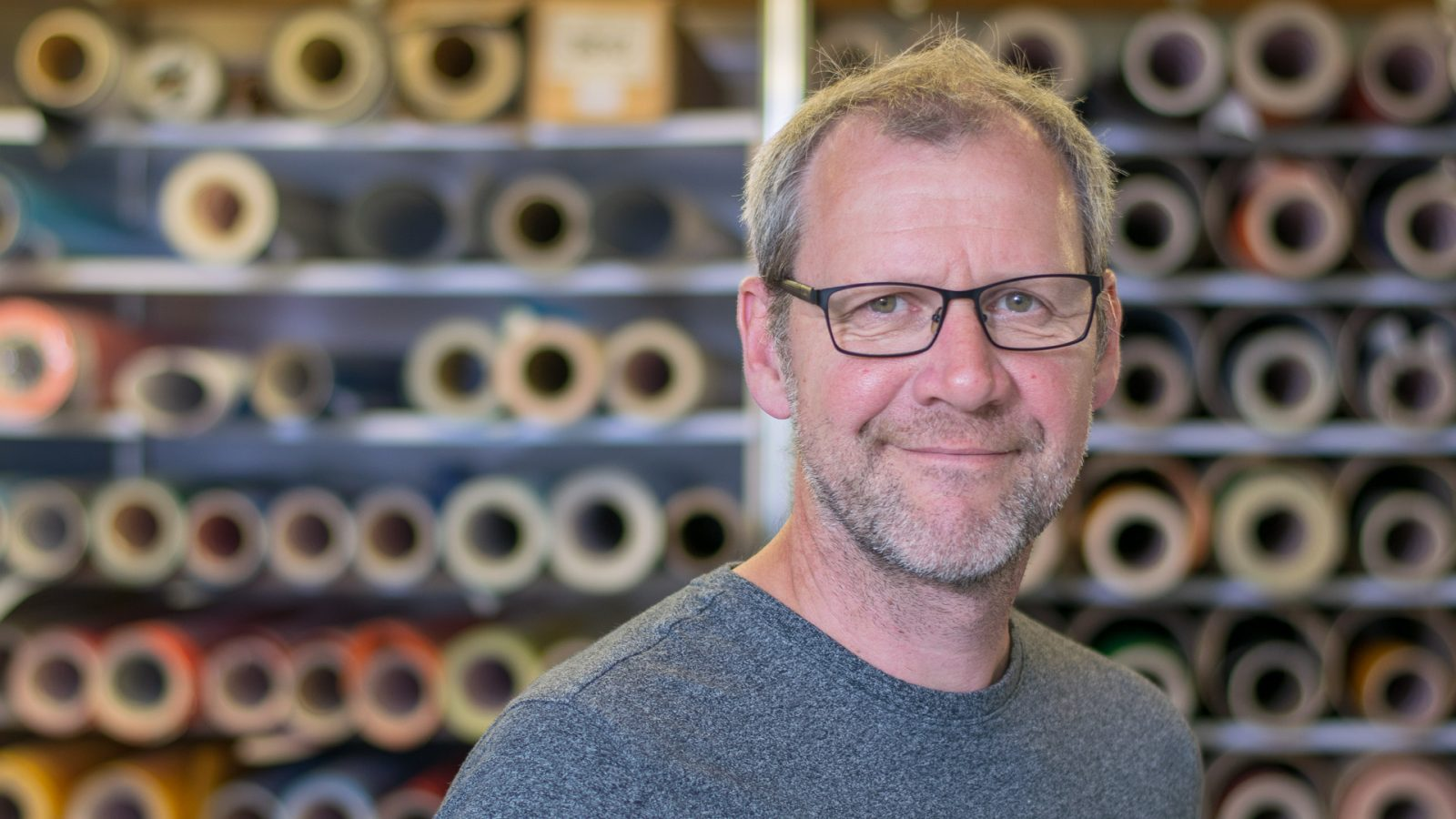 Andreas Beller, Leiter Grafik