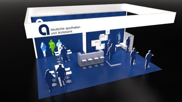 Messekonzept-Apotheker-und-Aerztebank-Medica