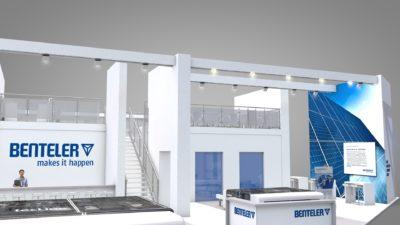 Fair-concept-BENTELER-Glasstec