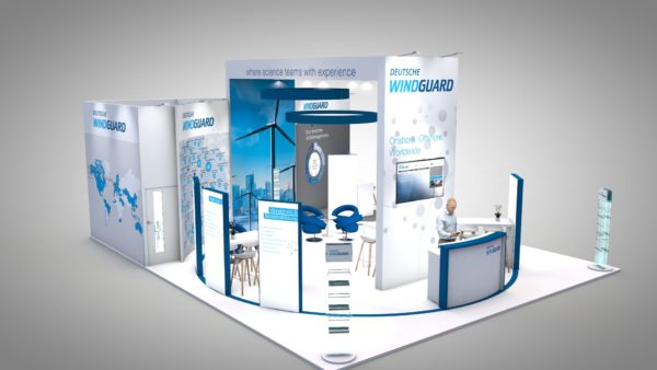 Fair Concept Deutsche WindGuard Husum Wind