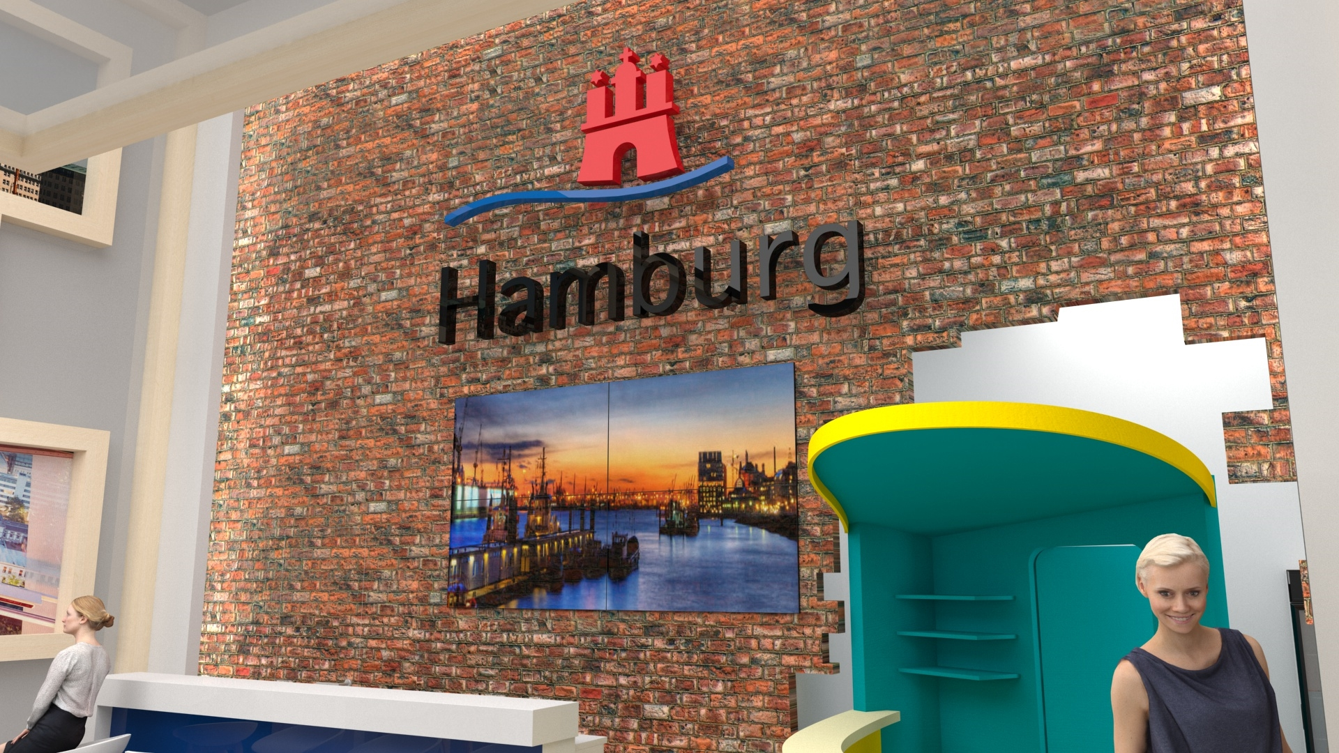 Messekonzept-Hamburg Convention Bureau-IMEX