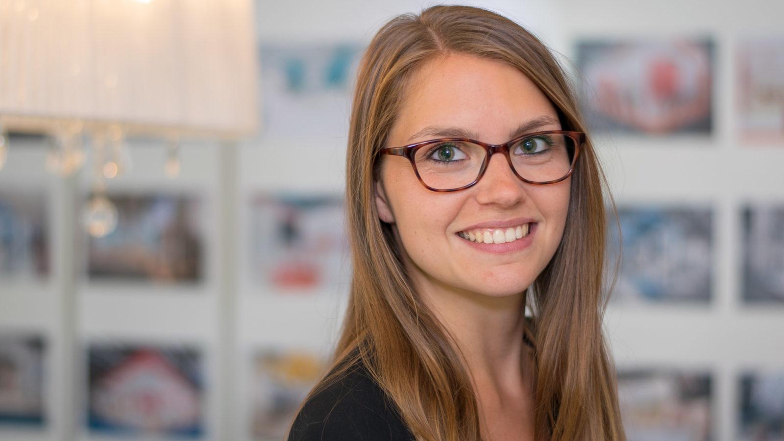 Jana Zurheiden, Projektleiterin