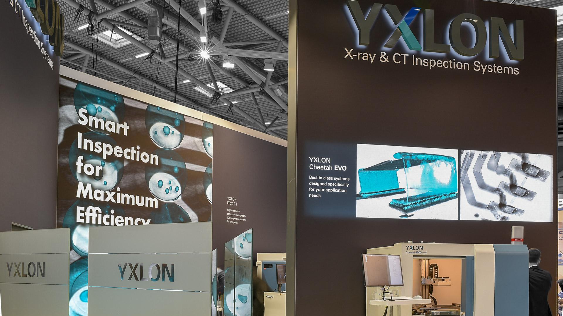 Preuss Messe Yxlon Electronica 4306
