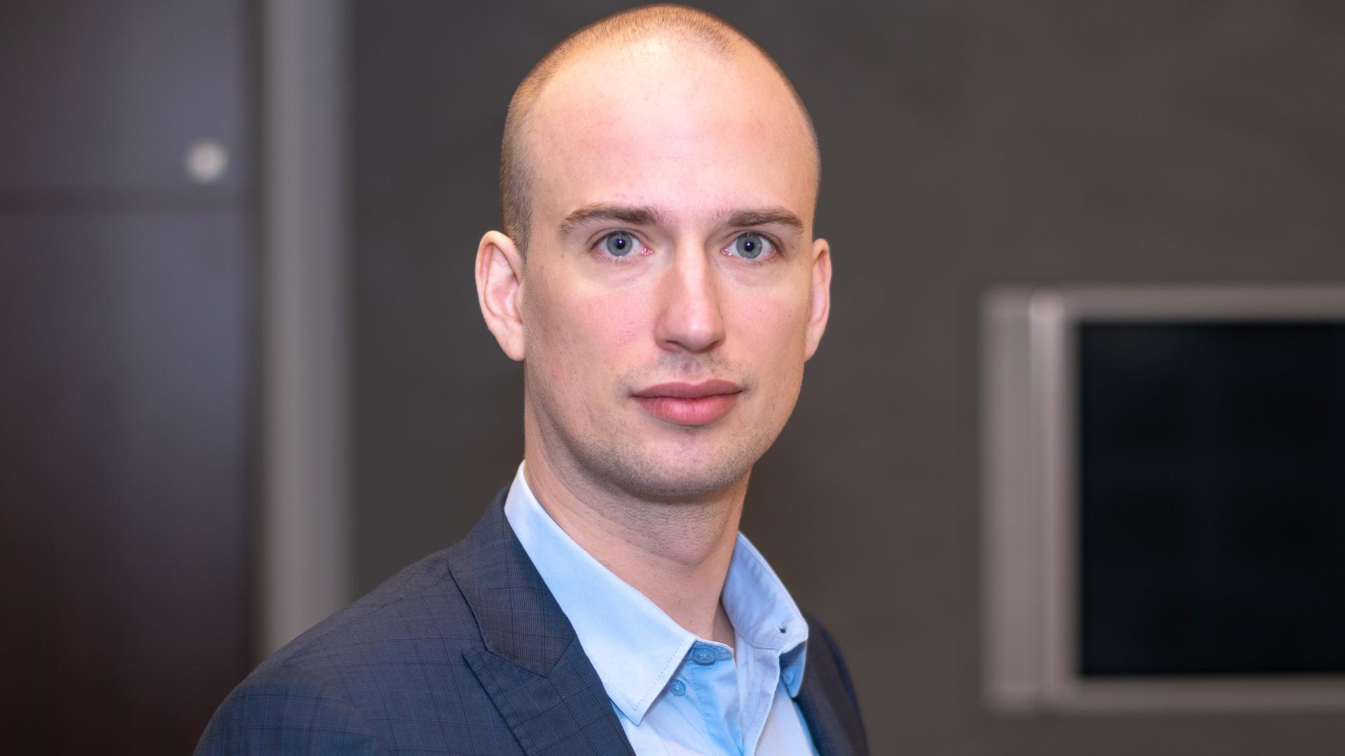 Fabian Hoffmann, Projektleiter