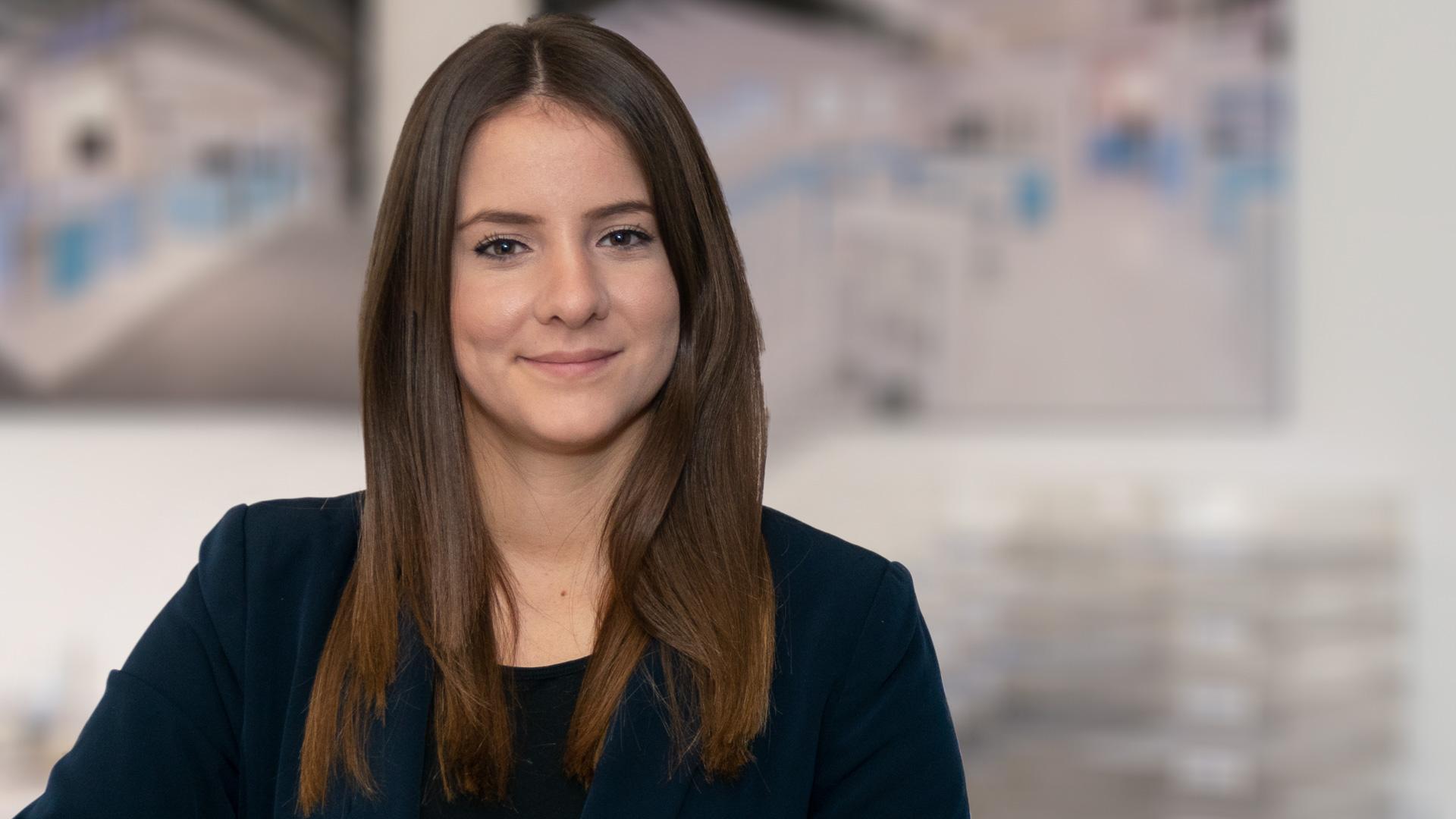 Julia Jackisch, Junior-Projektleiterin