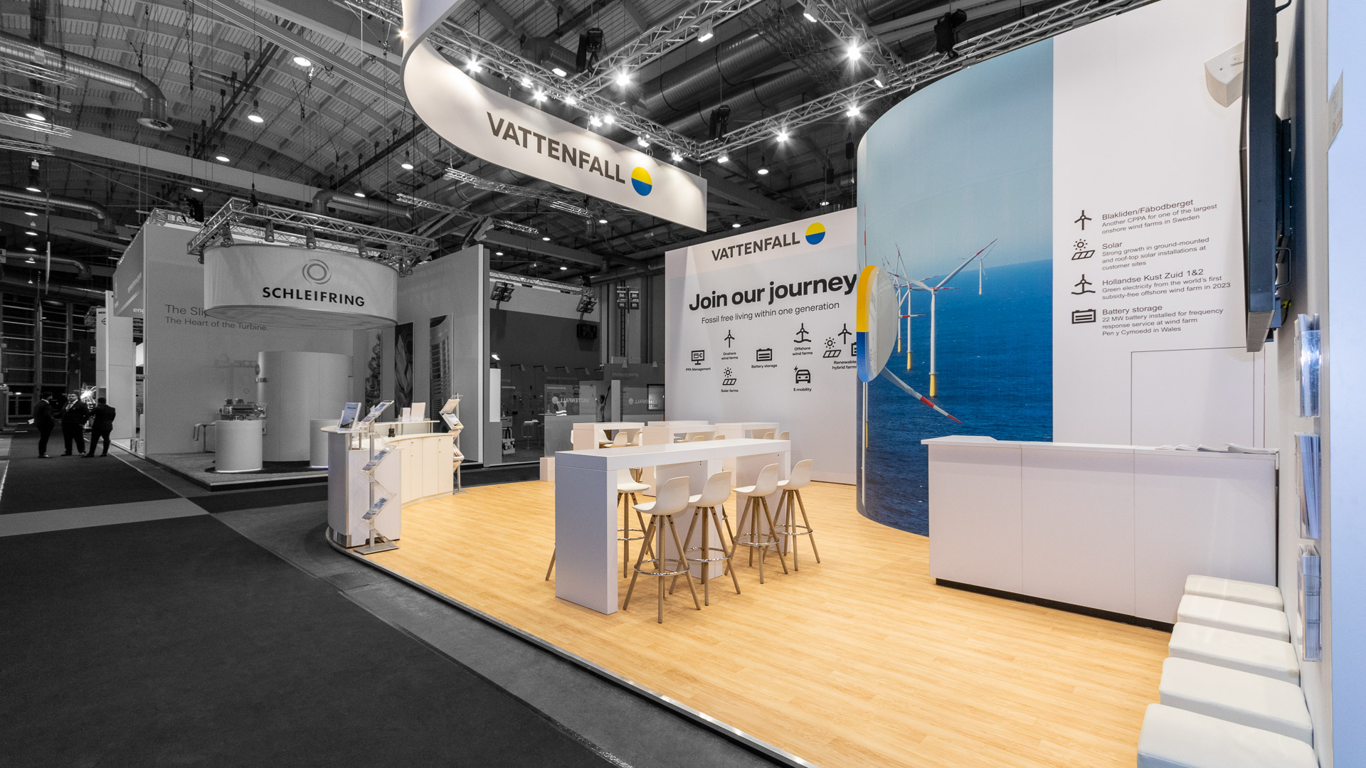 PREUSS MESSE VATTENFALL WindEnergy Hamburg §