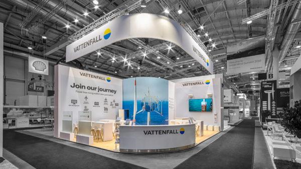 PREUSS MESSE VATTENFALL WindEnergy Hamburg