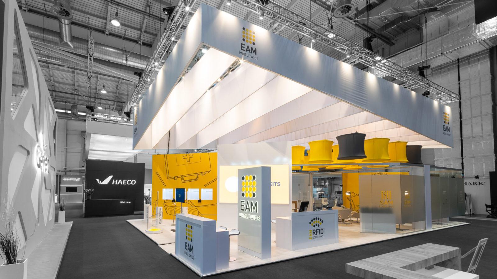 EAM<br>180 m²<br>Aircraft Interiors Expo